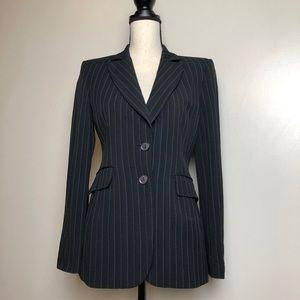 CARACTERE Pinstripe Blazer - Size 8 NWOT